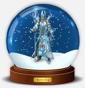 Морозный подарок-2011
